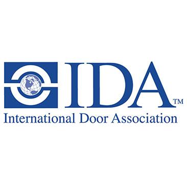 International Door Association Logo